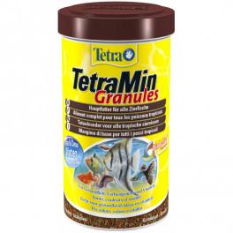 Корм для декоративных рыб Tetra Min Granules, 500 мл