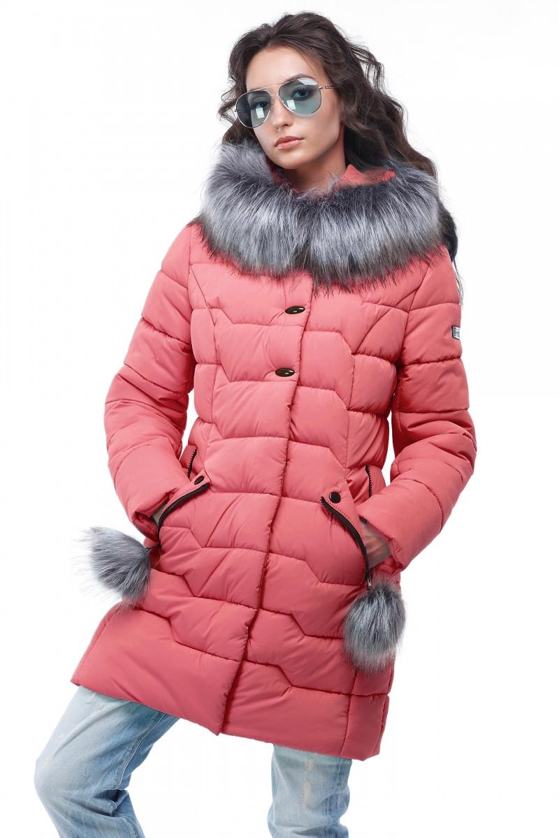 3d58004816a6b Куртка женская зимняя Gelana Куртки женские зима батал больших размеров -  супермаркет матадор в Киеве