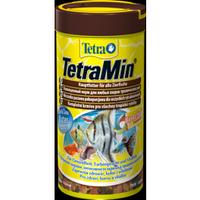 Корм для декоративных рыбок Tetra Min, 250 мл