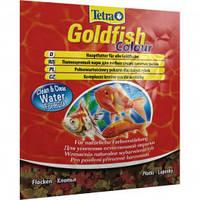 Корм для золотых рыбок Tetra Goldfish Colour, 250 мл