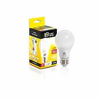 Светодиодная лампа LightOffer 10W A60 4000K E27