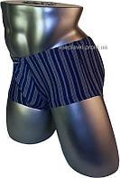 Укороченные мужские трусы боксеры Roober BR-67162C