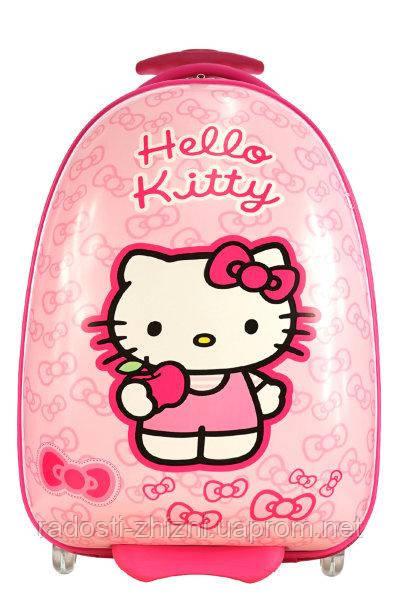 """Чемодан детский дорожный Josef Otten """"Hello Kitty"""""""