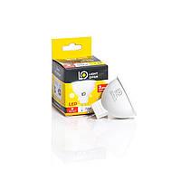 Светодиодная лампа LightOffer 7W GU5.3 4100K