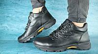 Зимние ботинки Clarks ( натуральная кожа + мех ) , 42,43 р, фото 1