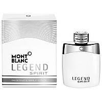Мужские духи - Montblanc Legend Spirit (edt 100 мл)