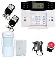 GSM сигнализация GSM 015 (30A) (Русский голос и смс)