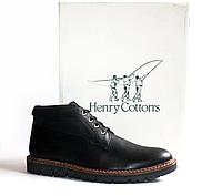 Мужские ботинки Henry Cottons оригинал натуральная кожа 40