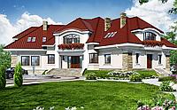 Типовые проекты домов и коттеджей