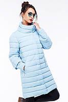 Полупальто женское зимнее Anetta Пальто женские батал больших размеров