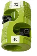 Зачистка для пластикової труби 32-40