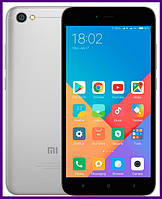 Смартфон Xiaomi redmi note 5A 2/16 GB (GREY). Гарантия в Украине!