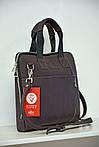 Деловой портфель женский VS111 brown 38х28х3 см, фото 2