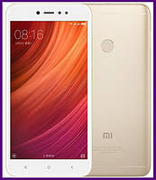 Смартфон Xiaomi redmi note 5A 3/32 GB (GOLD). Гарантия в Украине!