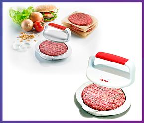 Пресс-форма для котлет гамбургеров Boral Hamburger Maker, фото 2