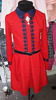 Детские платья  от производителя подросток
