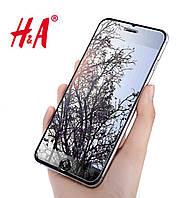 Защитное стекло для  iPhone 6 и 6S, закаленное  премиум