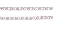 """Серебряный браслет """"Арабский бисмарк"""" с розовыми фианитами"""