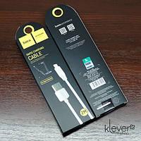 Оригинальный кабель синхронизации Hoco X1 (Lightning iPhone 5-7, 2м)