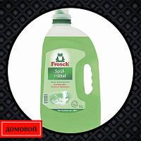 Средство для мытья посуды Frosch бальзам 5 л (50706484)