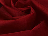 Фатин середньої жорсткості, бордовий колір, ширина 3 м