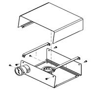 OS 05 коробка управления с термоманометром для Viadrus