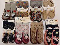 """Махровые носки-тапочки-чешки детские """"Bross"""" 6-8 лет/26-27(17 см)"""