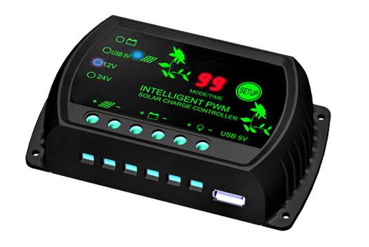 Контроллер заряду SCA 1210 + USB - вихід! - Правильне електроживлення в Львове