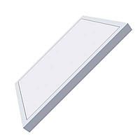 Накладная светодиодная панель 36Вт, 600х600 (нейтральный белый)