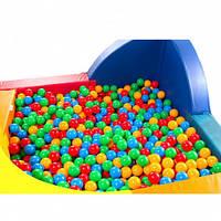 Шарики для сухого бассейна 8 см Тia-sport