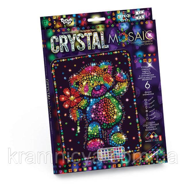 Кристальная мозаика Медведь (CRM-01-05), детская серия