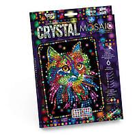 Кристальная мозаика Котик (CRM-01-02), детская серия, фото 1