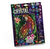 Кристальная мозаика Попугай (CRM-01-10), детская серия