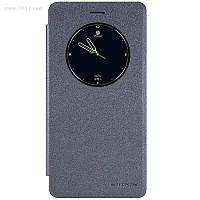 Чехол Nillkin Sparkle Leather Case для Lenovo A7020 (K5 Note) Dark Grey