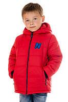 Подростковая куртка осенняя на мальчика Размер 34, фото 1