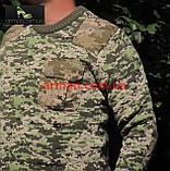 Свитер ВСУ армейский (ММ-14). Военная кофта камуфляж. Новый, фото 2