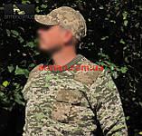 Свитер ВСУ армейский (ММ-14). Военная кофта камуфляж. Новый, фото 3