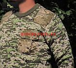Свитер ВСУ армейский (ММ-14). Военная кофта камуфляж. Новый, фото 4