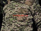 Свитер ВСУ армейский (ММ-14). Военная кофта камуфляж. Новый, фото 6
