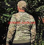 Свитер ВСУ армейский (ММ-14). Военная кофта камуфляж. Новый, фото 8