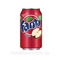 FANTA APPLE 355ml USA - coffeine FREE