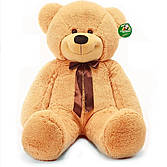 Мягкая игрушка медведь сидячий «Бублик»