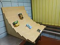 Выставочный стенд стойка разборная БУ