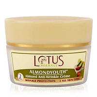 Крем против морщин / Lotus Herbal almondyoth, Anti-wrinkle cream / 50 г