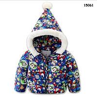 Демісезонна куртка Mickey Mouse для хлопчика. 100, 110, 120 см