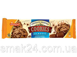 Печенье Griesson Chocolate Mountain с кусочками хрустящего шоколада Германия 150г