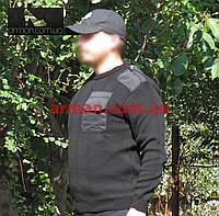 Свитер для Национальной полиции Украины. Полицейская униформа. Новый