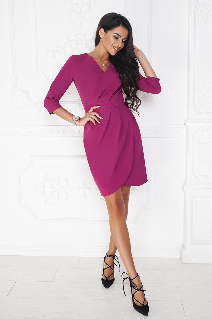 1cc09fb1a5e Платье Мелиса в цвете фуксия - LILIT ODESSA оптово-розничный магазин  женской одежды в Одессе