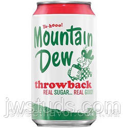 MOUNTAIN DEW THROWBACK
