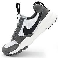 Мужские кроссовки для бега Nike Mars Yard 2.0 серые. Топ качество! р.(41, 42, 43, 44)